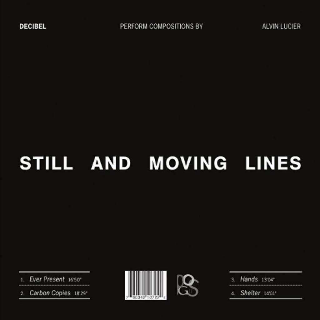 Still and Moving Lines